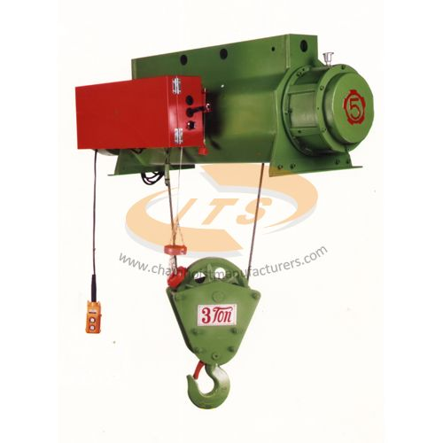 7.5 Ton Suspension Electric Wire Rope Hoist